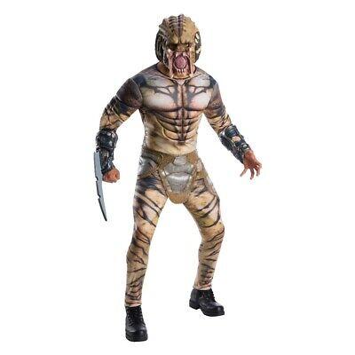 The Predator Deluxe Adult Mens Costume, 821159, Rubies