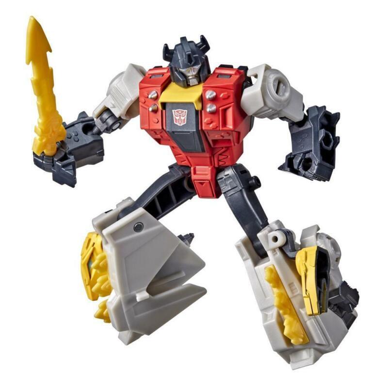 Transformers Bumblebee Cyberverse Adventures Dinobots Unite Action Attackers