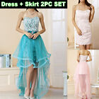 Satin Ball Gown Long Formal Dresses for Women