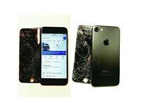IPhone 7 broken screen £40