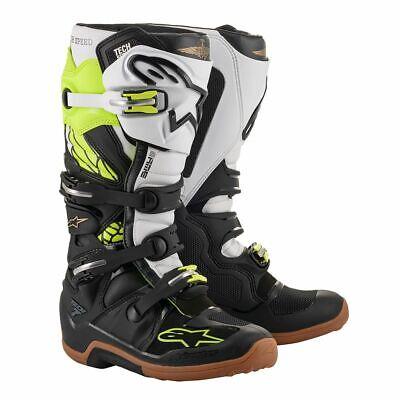 2020 Alpinestars Tech 7 Motocross Boots - Seattle Limited Edition, UK8/US9