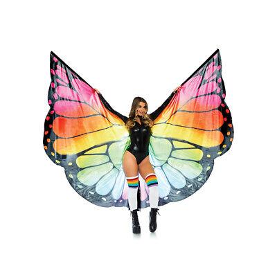 Butterfly Wings Adults (Adult Festival Butterfly Wings Halter Cape)
