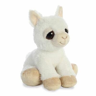 Aurora World Plush - Dreamy Eyes - WAMA the Llama (10 inch) - New Stuffed Animal Aurora Dreamy Eyes Plush