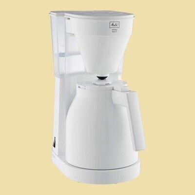 Melitta Thermo-Kaffeemaschine Easy II Therm - 1023-05 - weiss