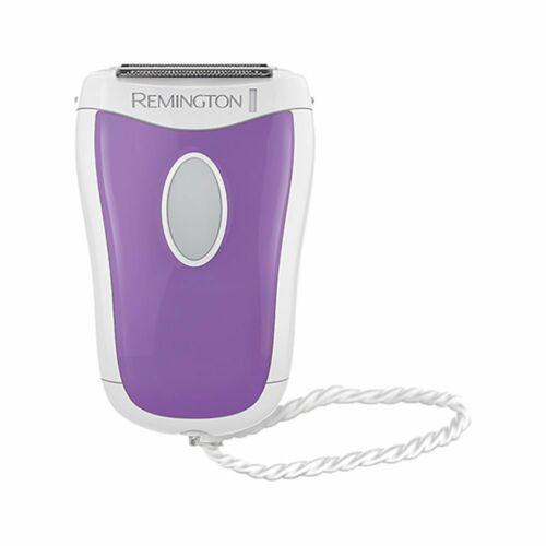 REMINGTON Damenrasierer Smooth & Silky WPG4010C nass und trocken lila