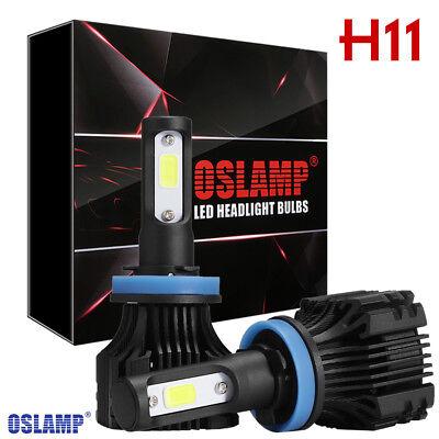 H11 H9 H8 Cree LED Headlights Kit Conversion Fog Lamp Bulbs 940W 141000LM 6000K