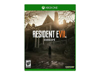 RESIDENT EVIL 7-- FOR XBOX ONE-- BOXED IN BRAND NEW CONDITION
