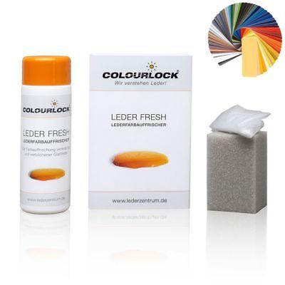 COLOURLOCK® Leder Farbauffrischer 150 ml Willi Schillig Z 71/39 lindgrün