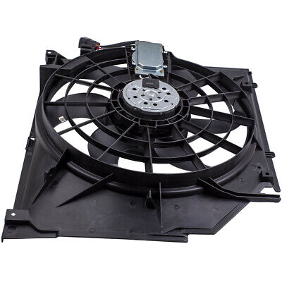 Cooling Fan Front for BMW 3 Series E46 330 xi Petrol 6 Fan Blades 1998-2007