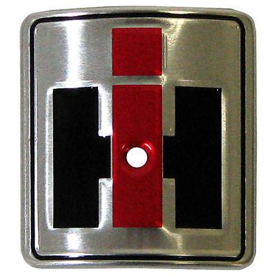 Grille Hood Emblem 353280r For Ihc Farmall Tractor C Super A Super Av Super C
