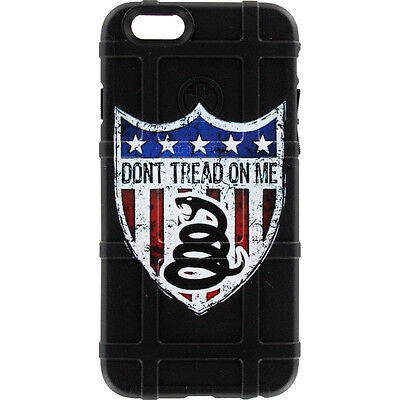 Magpul Field Case for iPhone 6,6s,7,7+. Don't Tread On Me 2 USA by Ego