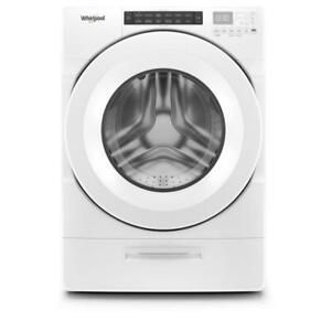 WHIRPOOL FRONT LOAD WASHER  (WL502)