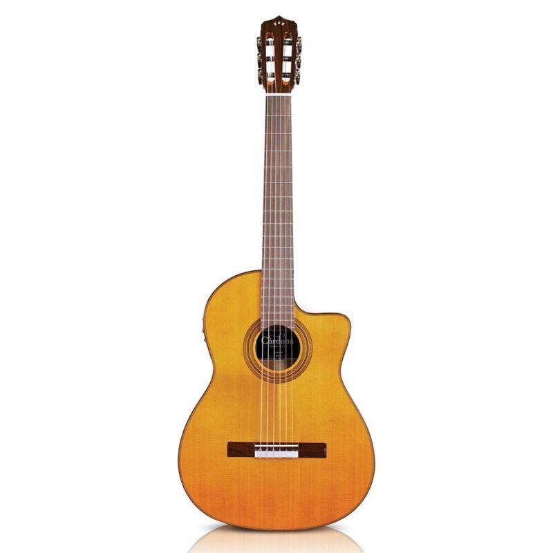 Cordoba Fusion 12 Natural 6-string Acoustic/Electric Nylon Classical Guitar