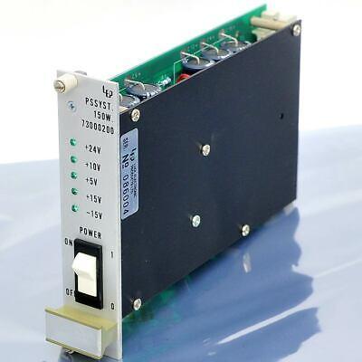 Ludl Pssyst 150w Power Supply 73000200 Plugin Module Card Lep 60-000162g