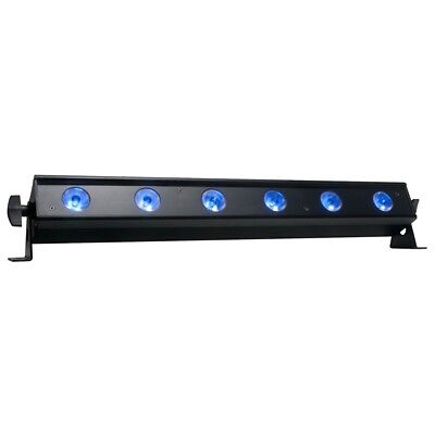 ADJ American DJ UB 6H Pro Indoor 1/2-Meter Linear Lighting Bar Fixture HEX LED, used for sale  Shipping to Nigeria