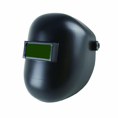 "Sellstrom 28501 Black Super Tuff Welding Helmet with 4-1/4"" x 2"" Shade 10 Lens"