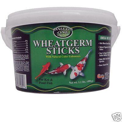 Omega One Wheatgerm Sticks1.1 lb