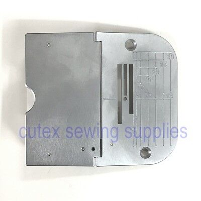 Needle Plate Whole Mas. Asm. #A1109-E98-ZC0 For Juki TL-2010