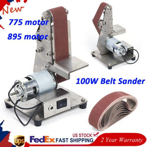 Multifunctional Grinder Mini Electric Belt Sander Diy Polish