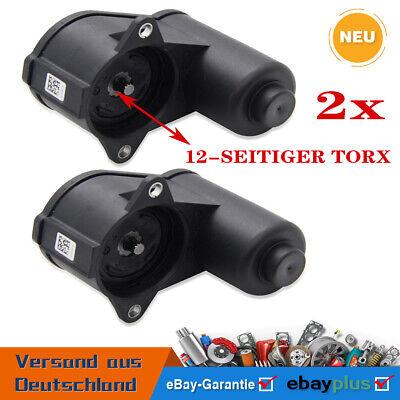 3C0998281B 2X Stellmotor Elektrische Handbremse Für Audi VW Passat 12 Torx Neu