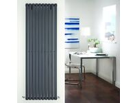 Designer radiator Brand new surplus to requirements cost £225 selling £110 less than half price