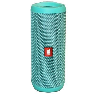 JBL Flip 4 Bluetooth Lautsprecher teal Soundstation Soundbar wasserdicht Musik