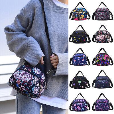 US Women Nylon Shoulder Bag Tote Purse Handbag Messenger Crossbody Satchel Bags