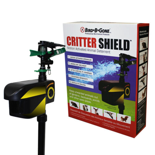 Bird B Gone - Critter Shield Yard Sprayer