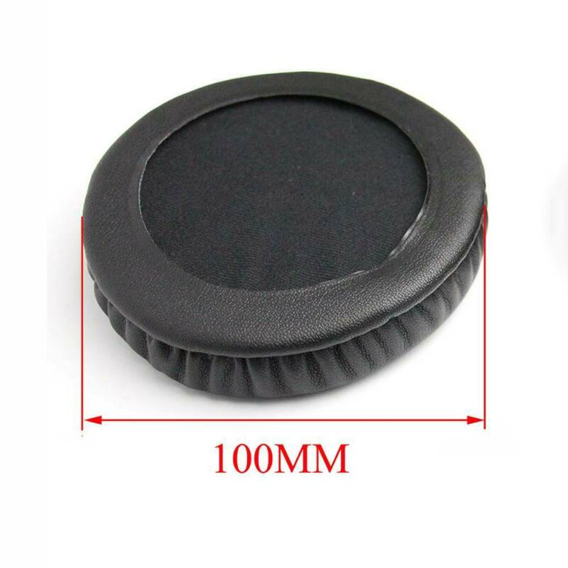Ear Pads Cover Cushion Universal Memory Foam Round Earphone Pads 45MM-110MM US Consumer Electronics