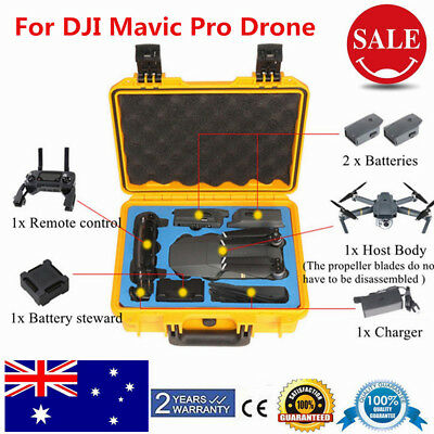 Professional Hard Case Carry Box For DJI Mavic Pro Drone RC Drone ABS Material