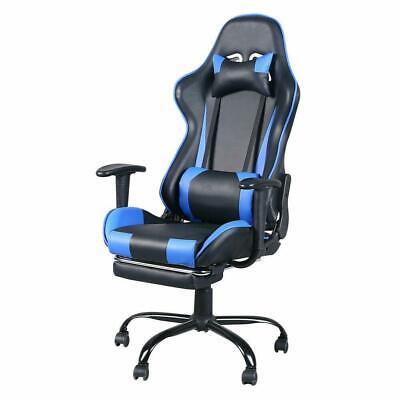 Ergonomic Office Chair Gaming Chair Recliner Racing Swivel Task Desk Chair