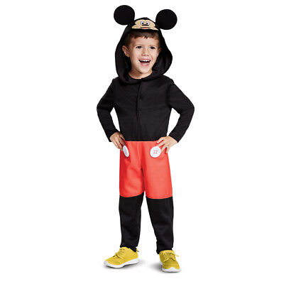 Mickey Mouse Halloween Costume Toddler (Toddler Boys Red Mickey Mouse Halloween)