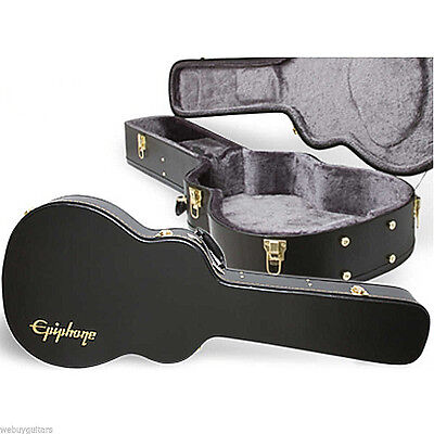 New Epiphone Jumbo Emperor Regent Broadway Electric Guitar Case May Fit Gibson ?