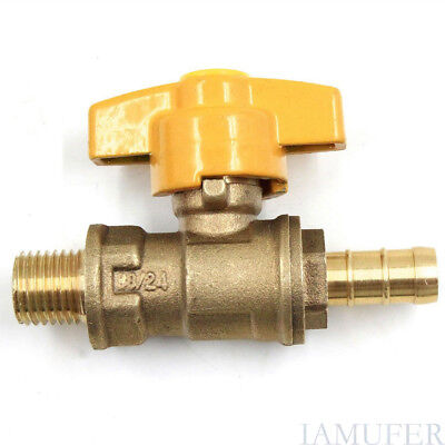 (F106N Quick Oil Drain Valve M14-1.5 Threads with Nipple FUMotos)