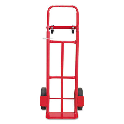 Safco Two-way Convertible Hand Truck500-600lb Capacity18w X 51hred 4086r New