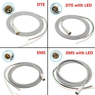 Dental Ultrasonic Scaler Handpiece Cable Tube Hose Fo Emswoodpeckerdtesatelec