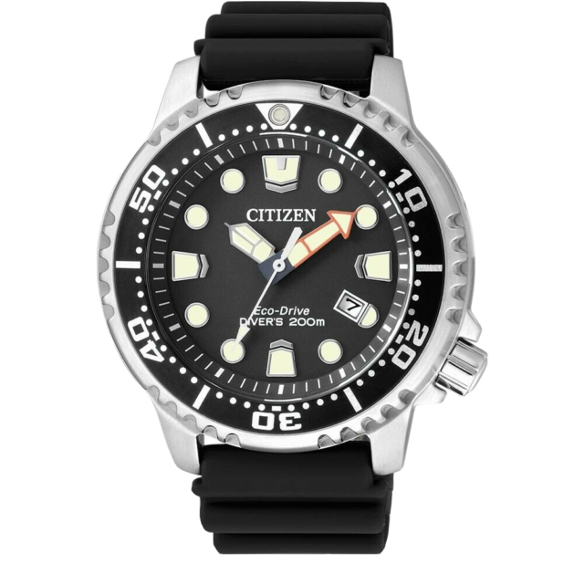 Citizen diver.