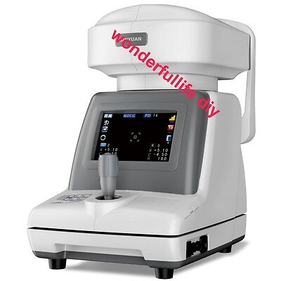 Auto Refractor Refractometer Optical Optometry Machine 5.7 Lcd Screen Fa-6800