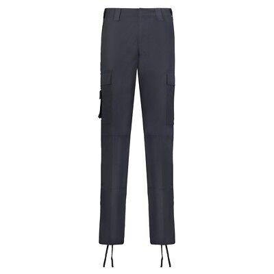 Urban Defender Men's Tactical BDU Pants, Poly/Cotton Ripstop EMS & Police, Navy ()