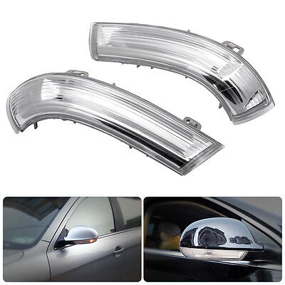 Wing Mirror Indicator Turn Signal light LeftRight Sides For VW MK5 GolF Passat