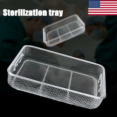 15.7511.82.75 Stainless Steel 304 Sterilization Instrument Tray Basket