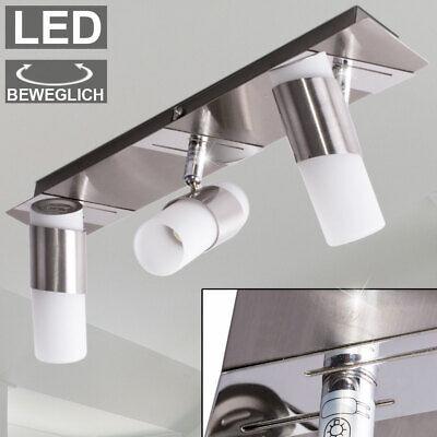 Led Deckenleuchte Deckenlampe Wohnzimmer Lampe Spot Balken Trio 828710207