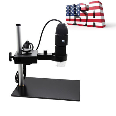 1000x Magnification Usb Digital Microscope Built-in 8 Led Camera Magnifier S8u2