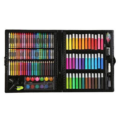 150pcs Art Drawing Set Kit For Kids Childrens Teens Adults Supplies Paint Pencil