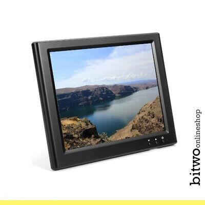 "Monitor LCD USB Lilliput Olivetti UM-80/C/T 8"" USB Touch screen computer Raspber"
