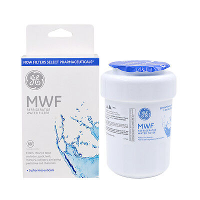 فلتر مياه جديد 1-pack GE MWF MWF   Replacement Refrigerator Water Filter New Free Shipping