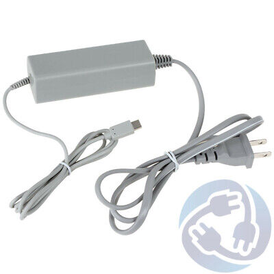 Купить Consumer Cables - AC Power Supply Charging Adapter Cable Charger For Nintendo Wii U GamePad