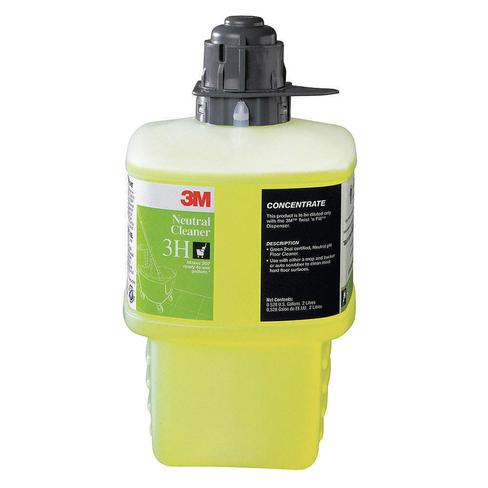 3M 3H Neutral Floor Cleaner Concentrate