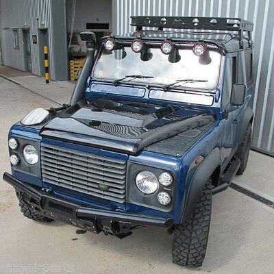 Land Rover Defender Bonnet Hinge Bush Pair Series Land Rover 346849