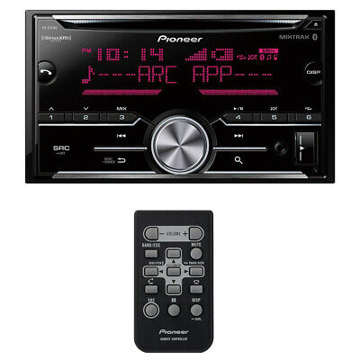 PIONEER FH-S701BS 2-Din CD/MP3/USB Car Audio Stereo w/ Bluet